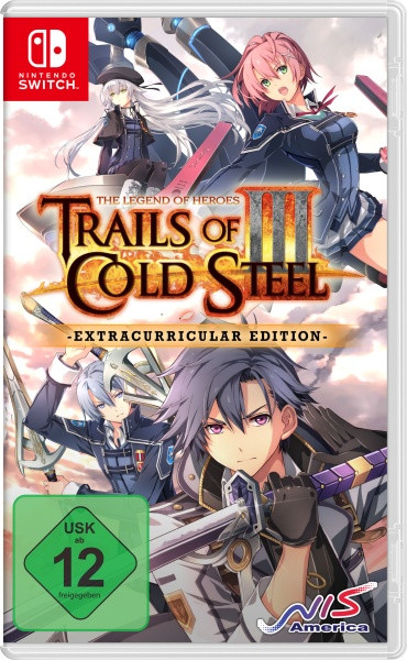 The Legend of Heroes: Trails of Cold Steel III Extracurricular Edition [Switch]