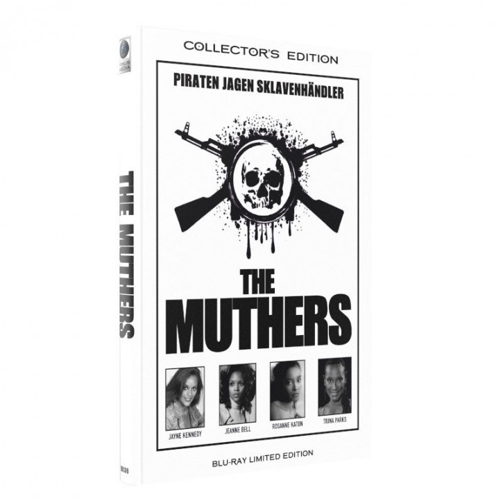 The Muthers - Große Hartbox [Blu-ray]