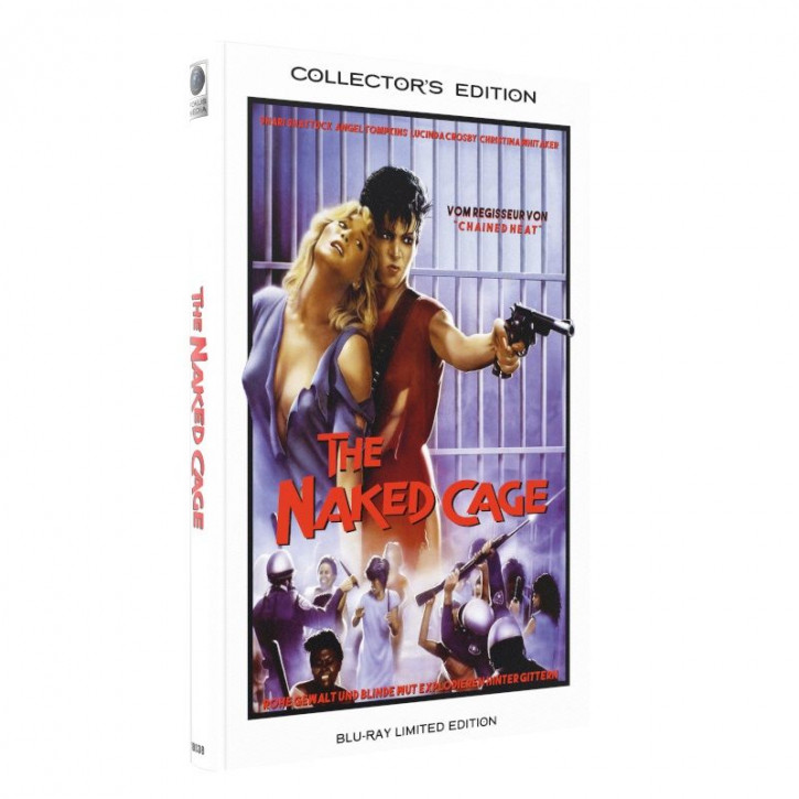 The Naked Cage - Große Hartbox [Blu-ray]