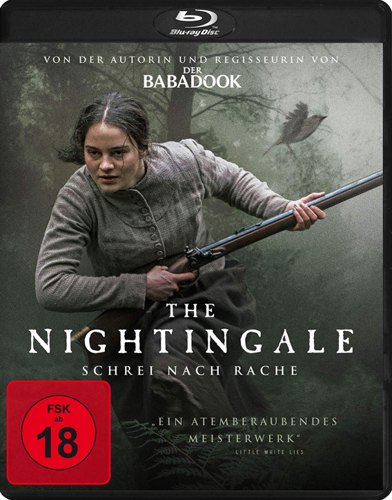 The Nightingale - Schrei nach Rache [Blu-ray]