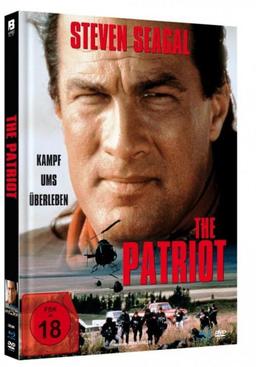 The Patriot - Kampf ums Überleben - Mediabook [Blu-ray+DVD]