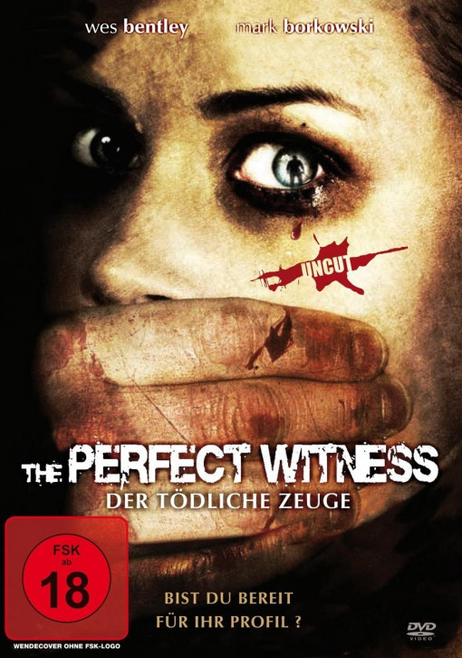 The Perfect Witness - [DVD]