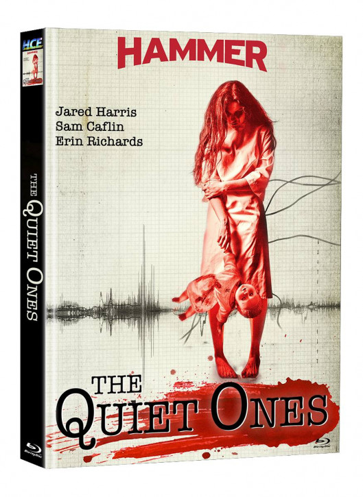 The Quiet Ones - Mediabook [Blu-ray]