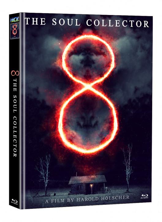 The Soul Collector (aka 8) - Mediabook [Blu-ray]