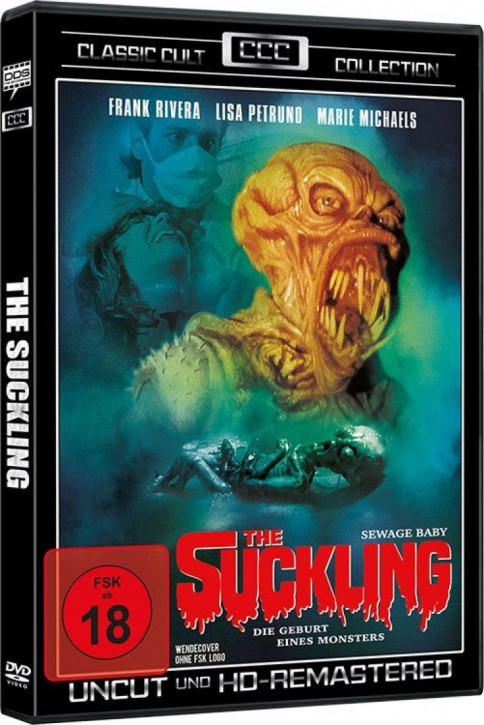 The Suckling (Classic Cult Collection) [DVD]