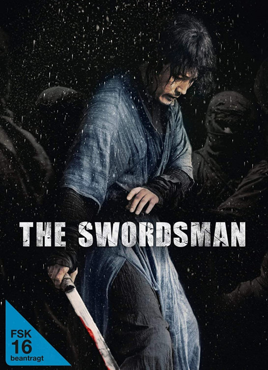 The Swordsman - Limited Mediabook Edition [Blu-ray+DVD]