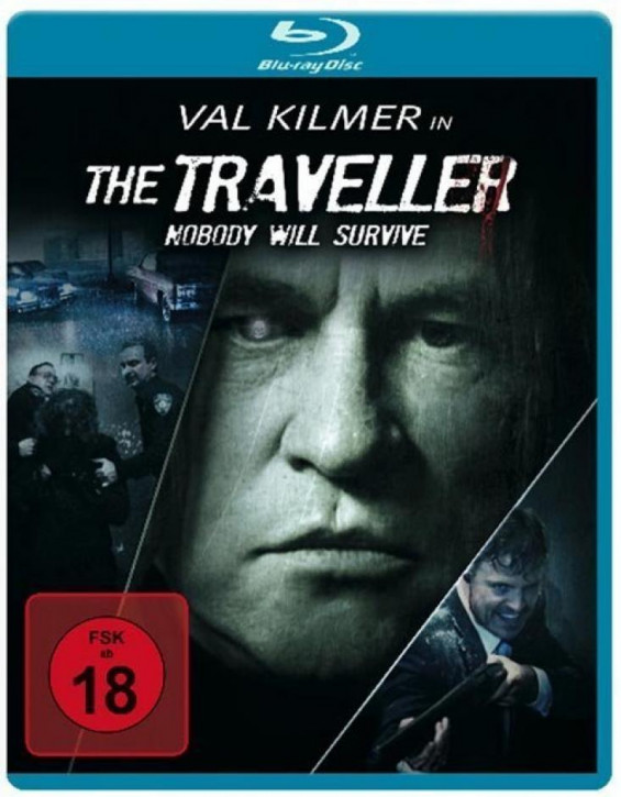 The Traveller [Blu-ray]