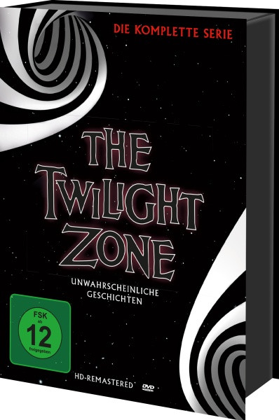 The Twilight Zone - Die komplette Serie [DVD]