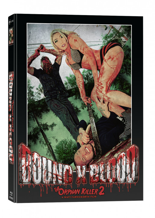 Bound X Blood (The Orphan Killer 2) - Cover C - Mediabook [Blu-ray+DVD]
