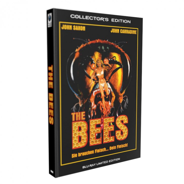 The Bees - grosse Hartbox [Blu-ray]