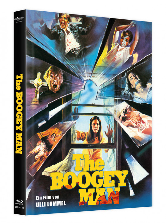 The Boogey Man - Mediabook - Cover A [Blu-ray+DVD]