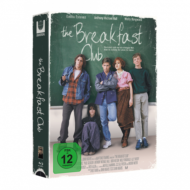 The Breakfast Club - Tape Edition [Blu-ray]