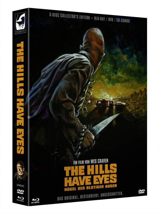 The Hills Have Eyes - Collector's Edition Digipack [Blu-ray+DVD]