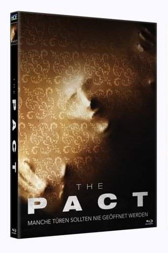 The Pact - Mediabook [Blu-ray]