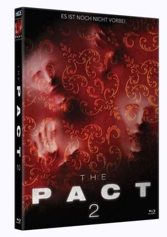 The Pact 2 - Mediabook [Blu-ray]