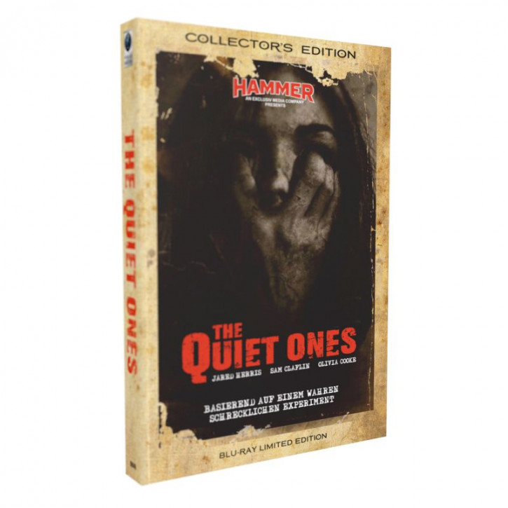 The Quiet Ones - grosse Hartbox [Blu-ray]