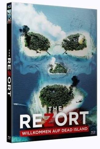 The Rezort - Mediabook [Blu-ray]
