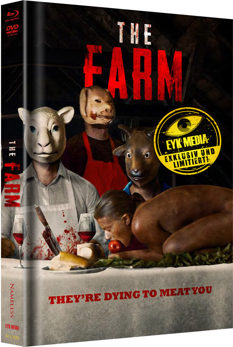 The Farm - Limited Mediabook - Cover A [Blu-ray+DVD]