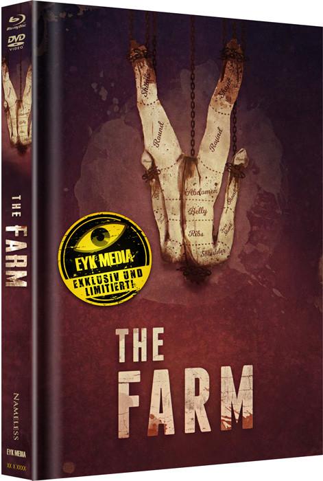 The Farm - Limited Mediabook - Cover B [Blu-ray+DVD]
