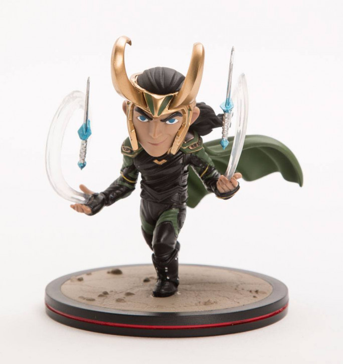 Thor Ragnarok - Q-Fig Diorama - Loki