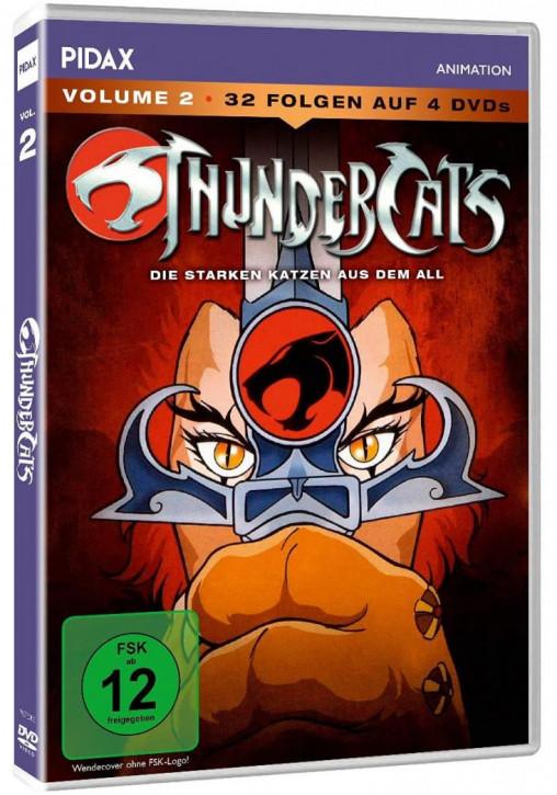 ThunderCats - Die starken Katzen aus dem All - Vol. 2 [DVD]