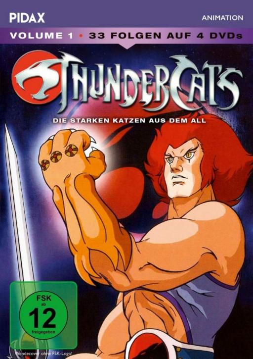 ThunderCats - Die starken Katzen aus dem All - Vol. 1 [DVD]
