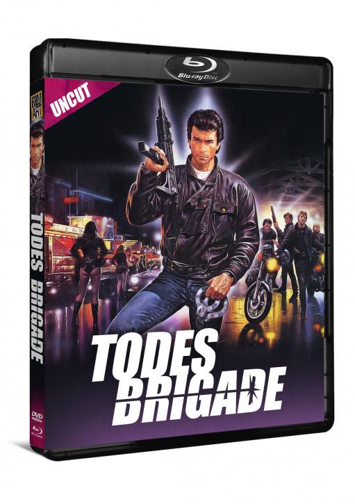 Todes Brigade [Blu-ray]
