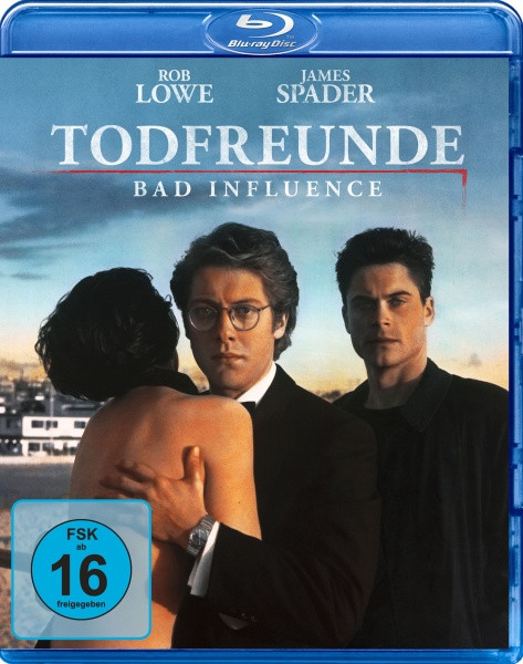Todfreunde (Bad Influence) [Blu-ray]