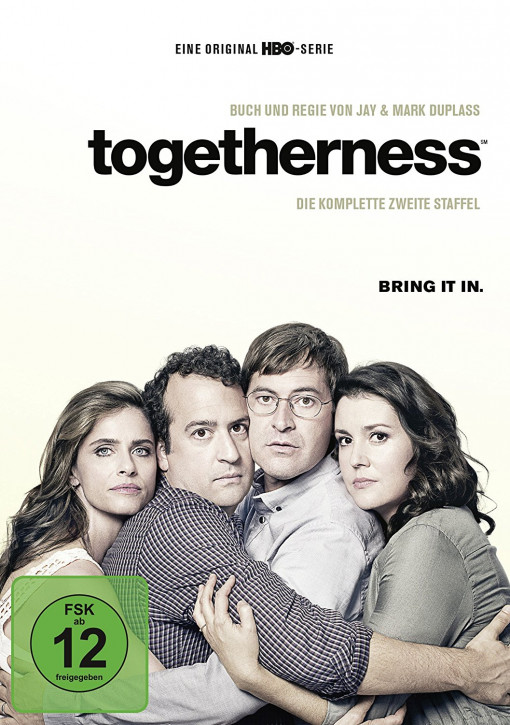 Togetherness - Die komplette zweite Staffel [2 DVDs]