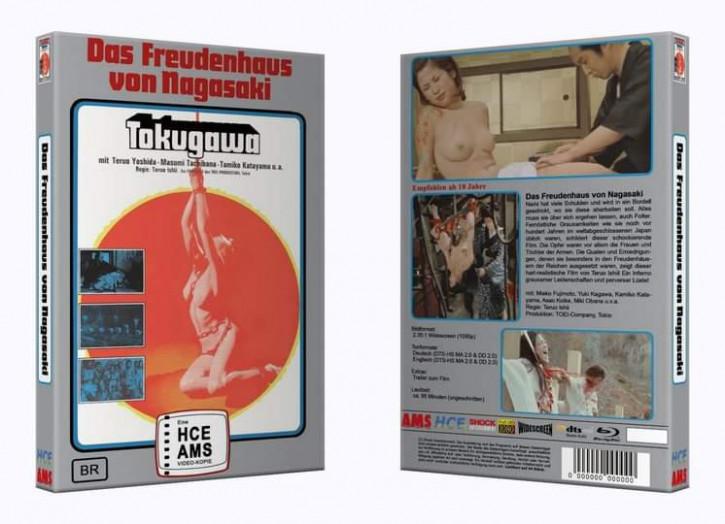 Tokugawa - Das Freudenhaus von Nakasaki - Große Hartbox [Blu-ray]