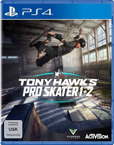 Tony Hawks Pro Skater 1+2 [PS4]
