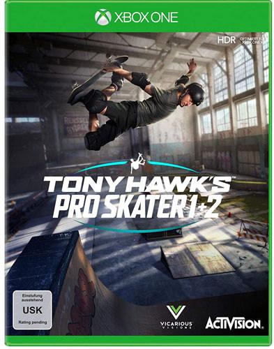 Tony Hawks Pro Skater 1+2 [Xbox One]