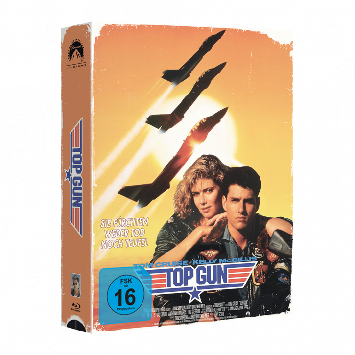 Top Gun - Tape Edition [Blu-ray]