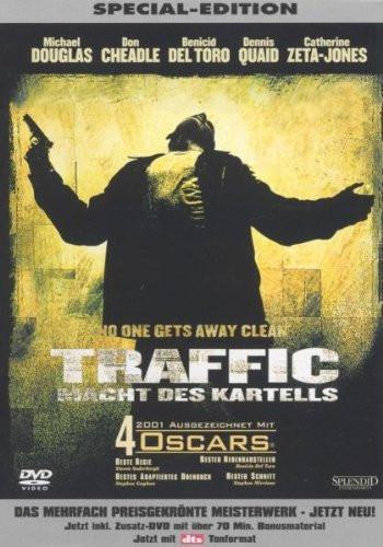 Traffic - Macht des Kartells [DVD]