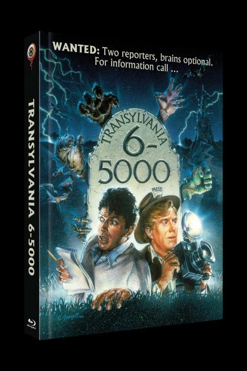Transylvania 6-5000 - Limited Collectors Edition Mediabook - Cover A [Blu-ray+DVD]