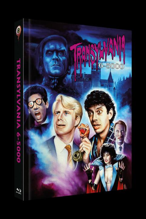 Transylvania 6-5000 - Limited Collectors Edition Mediabook - Cover C [Blu-ray+DVD]