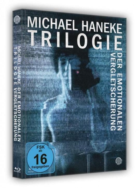 Michael Haneke - Trilogie der emotionalen Vergletscherung- Limited Mediabook Edition [Blu-ray]