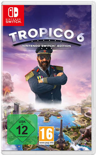 Tropico 6 [Nintendo Switch]