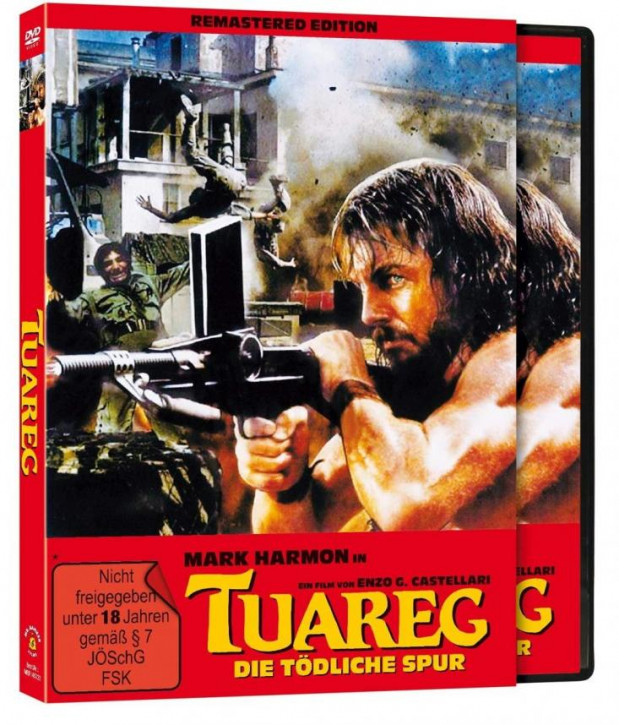Tuareg - Remastered Edition - Cover A [DVD]