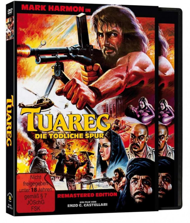 Tuareg - Remastered Edition - Cover B [DVD]