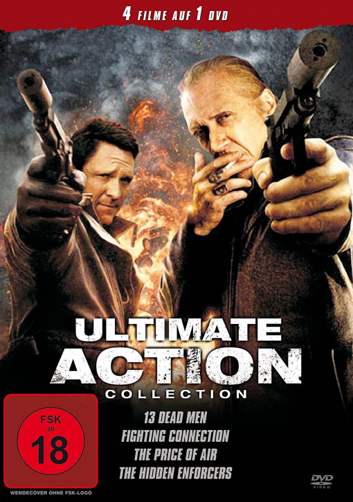 Ultimate Action Collection - [DVD]