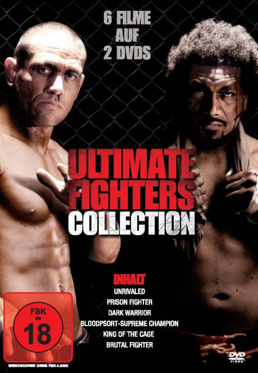 Ultimate Fighters Collection [DVD]