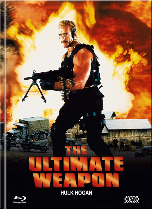 Ultimate Weapon - Mediabook - Cover A [Blu-ray+DVD]