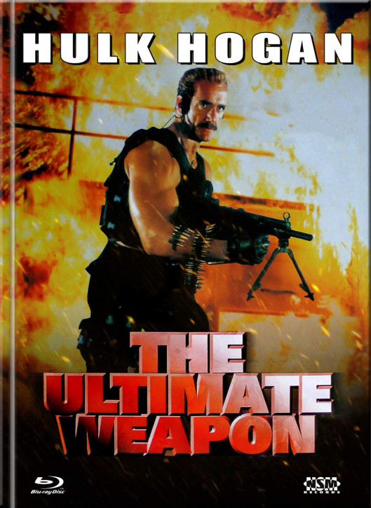 Ultimate Weapon - Mediabook - Cover C [Blu-ray+DVD]