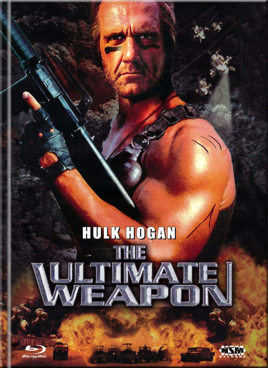 Ultimate Weapon - Mediabook - Cover D [Blu-ray+DVD]