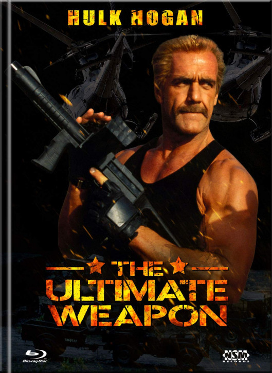 Ultimate Weapon - Mediabook - Cover E [Blu-ray+DVD]