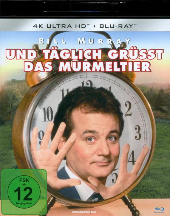 Und täglich grüßt das Murmeltier [4K UHD Blu-ray]