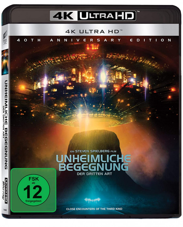 Unheimliche Begegnung der Dritten Art [4K UHD Blu-ray]