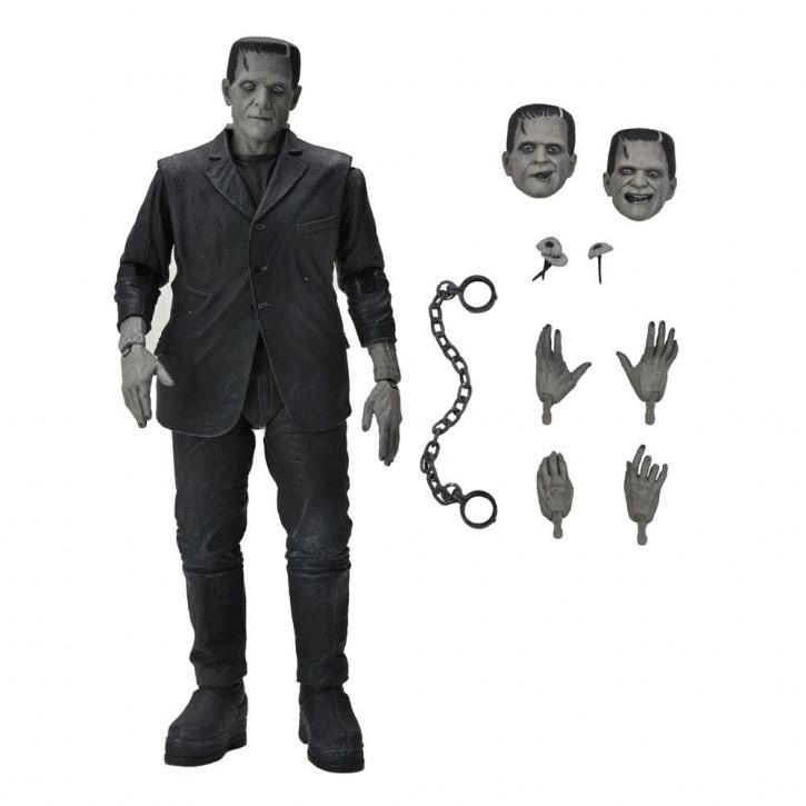 Universal Monsters - Actionfigur Ultimate - Frankenstein's Monster