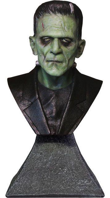 Universal Monsters - Mini Büste - Frankenstein
